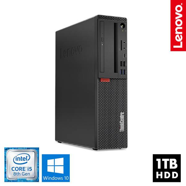 Lenovo ThinkCentre M720 (10STS03Y00) SFF Desktop PC